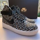 NIKE AIR FORCE 1 HIGH 07 LV8 JUST DO IT AQ9648 001 MENS US SIZE 10 Stickers