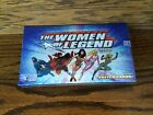 2013 Cryptozoic DC Comics Women of Legend Sealed Hobby Trading Card Box w Sketch