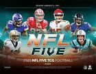 2020 Panini NFL Five Trading Card Game Booster Box