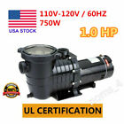 Hayward 15HP In Above Ground Swimming Pool Pump Motor Strainer Generic US