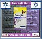 Abbott Blood Ketone Test Strips PRECISION XTRAOptium Meters POST from ISRAEL