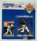JULIO FRANCO Chicago White Sox Kenner Starting Lineup MLB SLU 1995 Figure & Card