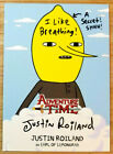 Mathematical! 2014 Cryptozoic Adventure Time Autographs Gallery, Guide 24