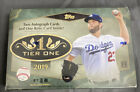 Tier One 2019 Topps Baseball Hobby Box Factory Sealed