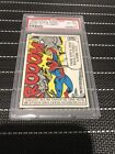 1966 Donruss Marvel Super Heroes Trading Cards 27