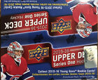 2015 16 Upper Deck Series 1 Retail Box 24 packs 6 Young Guns Possible McDavid?