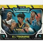 2019 20 Panini Contenders Draft Picks Basketball Hobby Box- Zion? Ja?