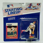 MIKE WITT - California Angels Starting Lineup MLB SLU 1988 Rookie Figure & Card