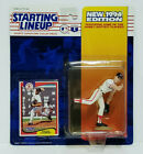 ROGER CLEMENS - Boston Red Sox Kenner Starting Lineup SLU 1994 Figure & Card NEW