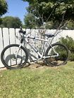 CANNONDALE OPTIMO LARGE FRAME MOUNTAIN BMX ROAD BIKE 27 Gear SPINERGY