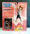 STARTING LINEUP 1997 TIM DUNCAN #121 ROOKIE STUNNING CONDITION EXTENDED SERIES