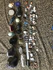 Huge lot of Crystals Geodes Amethyst Quartz Fluorite Sphere and DRAGON EGGS