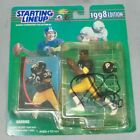 Jerome Bettis, Pgh Steelers Signed 1998 Starting Lineup, FULL NAME, On Cardboard