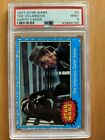 1977 TOPPS STAR WARS #7 The Villainous Darth Vader PSA 9