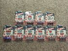 2018 Hot Wheels 50th Anniversary Stars And Stripes Complete Full Set Of 10 Lot