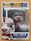Funko Pop Star Wars Shock Trooper #42 Galactic Convention Exclusive 2015 K02