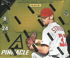 2013 Pinnacle Baseball Hobby Box — Factory Sealed — 2 Autographs per Box!