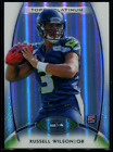 You May Have Russell Wilson Rookie Cards, But Do You Have His First Card? 11
