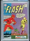 Flash #139 CGC 5.5 CROW Pages 1st Professor Zoom