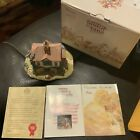 Lilliput Lane Cottages Small Town Library American Landmarks Collection 1992