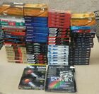 78 Brand NEW Blank Cassette Tapes TDK Sony Maxell Memorex Sealed Scotchl HI