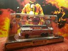O 17 CODE 3 DIE CAST FIRE ENGINE 164 SCALE LADDER TRUCK 37 CITY OF NEW YORK