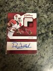 2016 Panini Prime Signatures Football Cards - Short Print Info Added 6