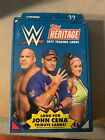 TOPPS HERITAGE 2017 PACK OF 32 WWE WRESTLING TRADING CARDS New