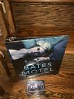 2016 Breygent Bates Motel Season 2 Trading Card Premium 8 HIT Box + Binder Album