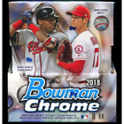 2018 BOWMAN CHROME FACTORY SEALED HOBBY BOX IN STOCK FREE SHIPPING