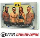 2018 Topps UFC Museum Collection Factory Sealed Hobby Box For Sports Cards