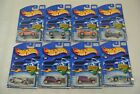 Hot Wheels Race  Win Online Chevy Nomad Sidekick The Demon New Diecast Lot of 8