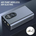 6000mah Portable Wireless Electric Tire Air Pump For Car Motorcycle Bicycle Ball