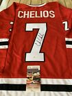 Chris Chelios Rookie Cards and Autograph Memorabilia Buying Guide 30
