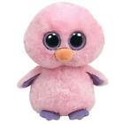 New! (no tag) Rare Ty Beanie Boos Posy The Pink Chick Duck 6