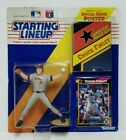 CHUCK FINLEY California Angels Starting Lineup SLU MLB 1992 Figure, Poster, Card