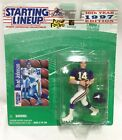 Starting Lineup 1997 Brad Johnson Vikings Collectible New With Case