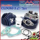 Zylinder Gruppe Thermisch 75cc D47 RMS 100080281 Piaggio Vespa Special 50 90