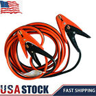 12162025ft Booster Cable Heavy Duty Power Emergency Car Truck Battery Jumper