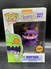 Funko POP! Nickelodeon Rugrats Reptar Purple Chase Exclusive #227