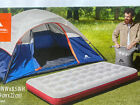 Ozark Trail Twin Air Mattress with Pillow Pump and Travel Bag New