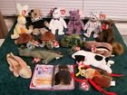 Beanie Babies Retired & Old! YOU CHOOSE! From $7.00 - $15.00 Each