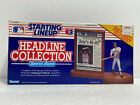 1991 Starting Lineup Headline Collection Jose Canseco, Oakland A's