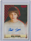 2020 Topps Stranger Things Autograph Collection Trading Cards 11