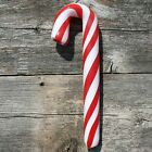 65 Candy Cane Glass Smoking Pipe Tobacco Bowl Christmas Holiday Gift Unique