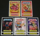 2016 Topps Garbage Pail Kids Prime Slime TV Preview Stickers 4