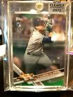 2017 Topps Clearly Authentic Baseball Cards 49