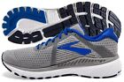 Brooks Adrenaline GTS 20 Mens Grey Blue Navy multiple sizes New In Box