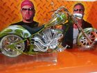 Orange County Choppers 16 Scale Diecast Replica Iron legends Motorcycle Model