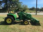 John Deere 4200 4X4 Loader Tractor with Only 1722 Hours